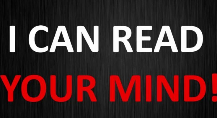 Mind reading tricks banner